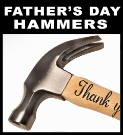 Father's Day Hammers
