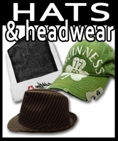 Fedora Hats, Trucker Hats, Baseball Hats and More