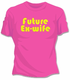 Five Crown Future Ex-Wife T-Shirt