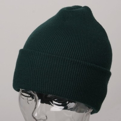 Forest Green Winter Beanie