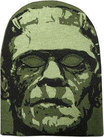 Frankenstein Costume Ski Mask