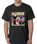 Full Color African American Heroes Mens T-shirt