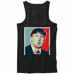 Full Color Trump Portrait Tank Top