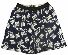 Fun Boxers - Got Gas? (Navy Blue/White)