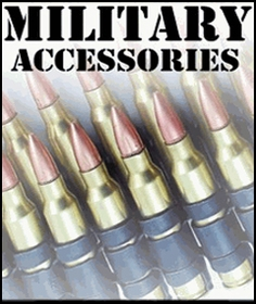 Genuine Military Accessories & Gifts