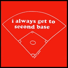 Get To Second Base T-Shirt