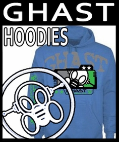Ghast Hoodies - Hooded Sweatshirts by Ghast Clothing