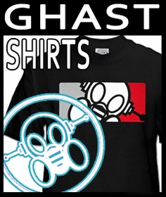 Ghast T-Shirts And Ghast Clothing