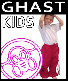 Ghast Wideleg Pants for Kids