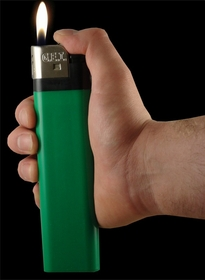Gigantic 6 ½  inch Over Sized Cigarette Lighter
