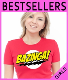 Girls Best Selling T-Shirts