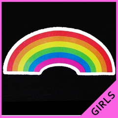 Girls Rainbow Pride T-Shirt