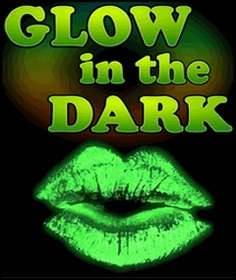 Glow in the Dark Paint - Stars and More