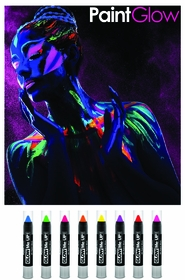 Glow Me Up UV Paint Sticks (3 Pack)