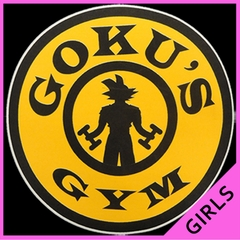 Goku's Gym Ladies T-shirt