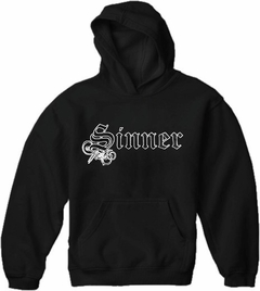 Gothic Clothing and Sweatshirts - Sinner Hoodie