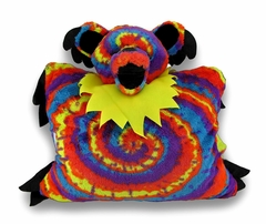 Grateful Dead Dancing Bear Stuffed Pillow Pet