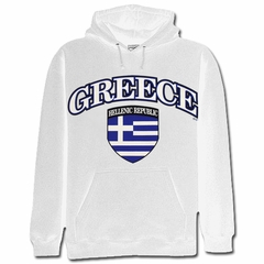 Greece International Hoodie