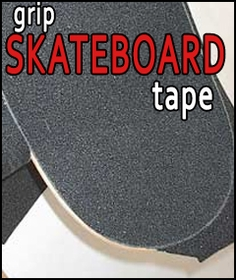 Grip Tape for Skateboards