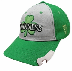 Guiness Bottle Opener Snapback Hat