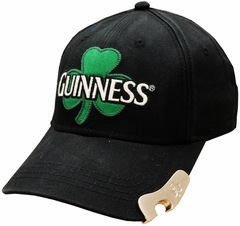 Guinness Classic Snap Back Bottle Opener Hat