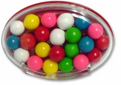Gum Ball Machine Belt Buckle with FREE Belt