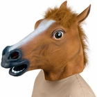 Halloween Mask - Horsehead Latex Mask