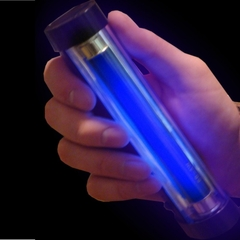 Handheld Battery Operated Fluorescent Blacklight
