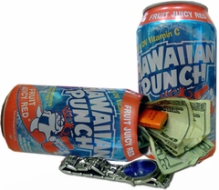Hawaiian Punch Diversion Can Safe