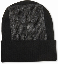 Head Spin Beanies - BBOY Headspin Break Dance Beanie (Black / Black)