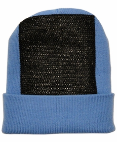 Head Spin Beanies - BBOY Headspin Break Dance Beanie (Light Blue/ Black)