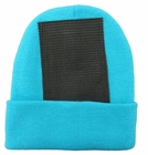 Head Spin Beanies - Turquoise Headspin Beanie