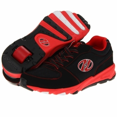 Heely's Juke Roller Shoe (Black/Red/White)