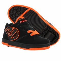Heely's Propel 2.0 Roller Shoe, Black/Orange