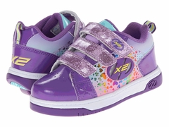 Heelys Speed 2.0 Roller Shoe (Purple/Pink)