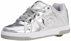 Heelys Split Chrome Skate Shoe (Sliver)
