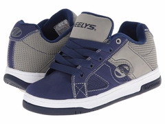 Heelys Split Roller Shoe (Navy/Grey)