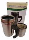 Secret Stainless Steel Coffee Mug Diversion Safe
