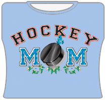 Hockey Mom Girls T-Shirt