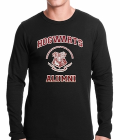 Hogwarts Alumni Thermal Shirt
