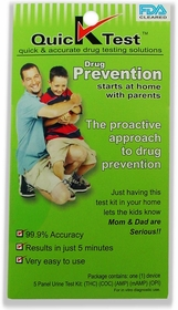 Home Drug Test Kit - Drug Prevention Testing Kit