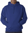 Hooded Sweatshirt :: Unisex Pull Over Hoodie (Royal)