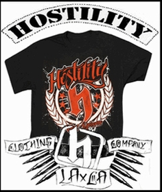 Hostility Streetwear Clothing & Apparel