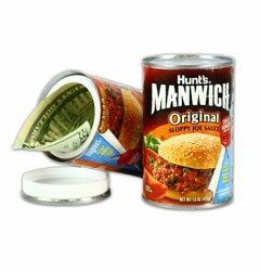 Hunt's Manwich Diversion Safe