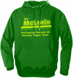 I Am McLovin (SuperBad Movie) Hoodie
