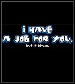 I Have A Job For You Men's T-Shirt