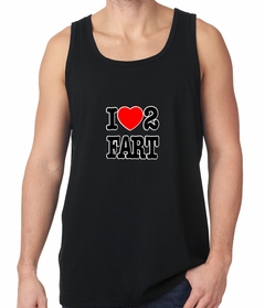 I Love Farting Tank Top