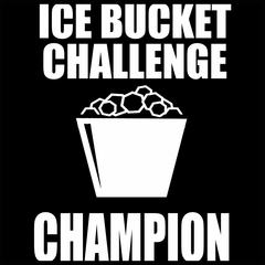 Ice Bucket Challenge Champion Men's T-Shirt
