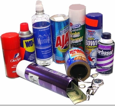 Individual Assorted Real Product Diversion Safes<!-- Click to Enlarge-->