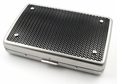 Industrial Grille Cigarette Case (For Regular size & 100's)